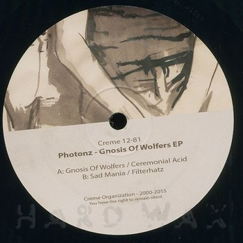 Cover art - Photonz: Gnosis Of Wolfers