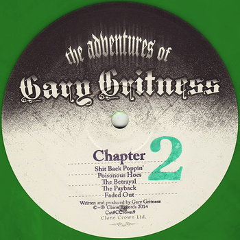 Cover art - Gary Gritness: The Adventures Of Gary Gritness 2