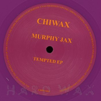 Cover art - Murphy Jax: Tempted EP