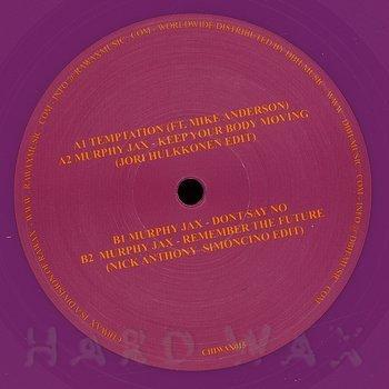 Cover art - Murphy Jax: Tempted EP