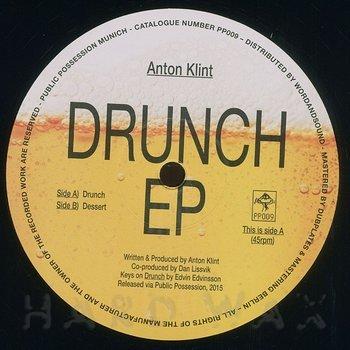 Cover art - Anton Klint: Drunch EP