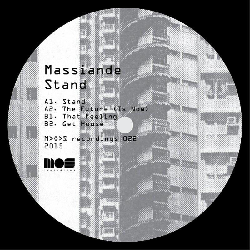 Cover art - Massiande: Stand