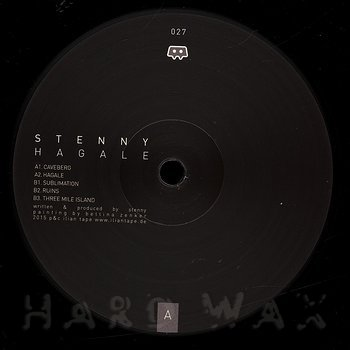 Cover art - Stenny: Hagale