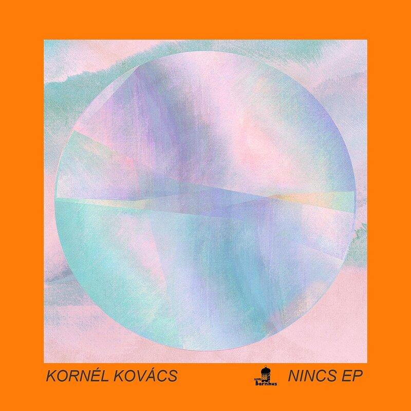 Cover art - Kornél Kovácz: Nincs EP