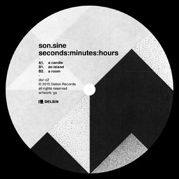 Cover art - Son Sine: Seconds Minutes Hours