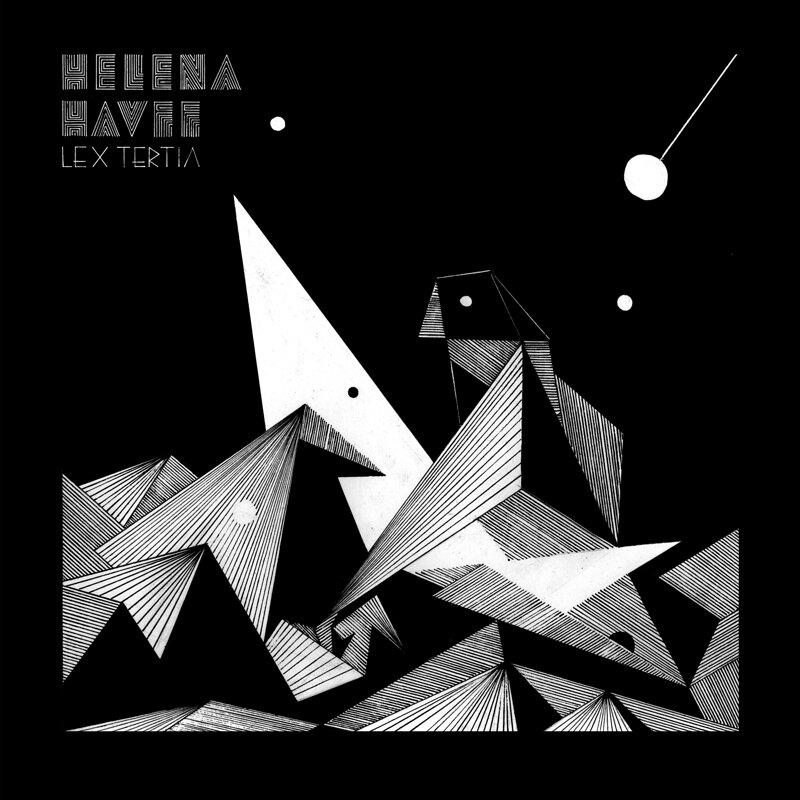 Cover art - Helena Hauff: Lex Tertia