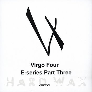Cover art - Virgo Four: E-Series Part 3