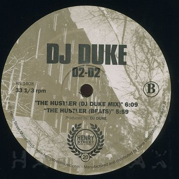 Cover art - DJ Duke: D2-D2