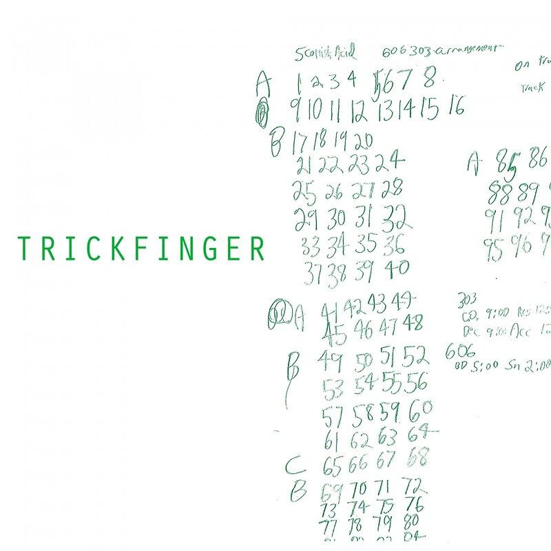 Cover art - Trickfinger: Trickfinger