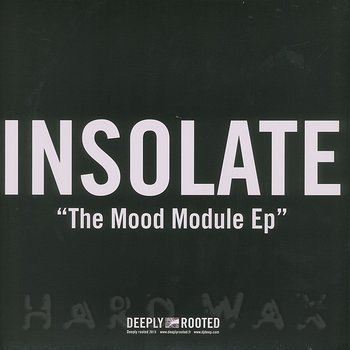Cover art - Insolate: The Mood Module EP