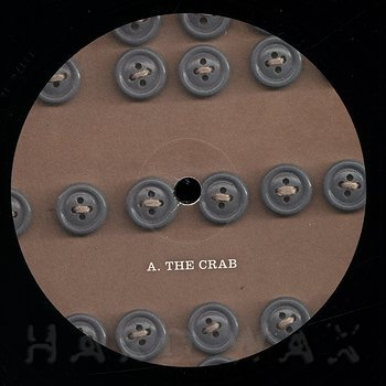 Cover art - Tim Wright: The Crab