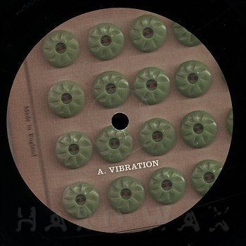 Cover art - Vrsion: Vibration