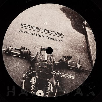 Cover art - Northern Structures: Articulation Pressure