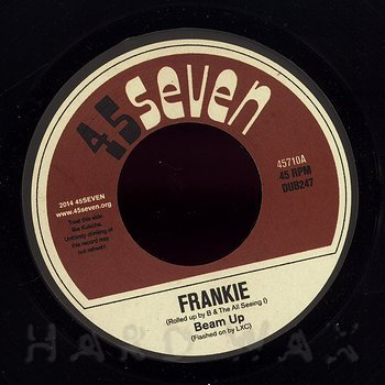 Cover art - Beam Up: Frankie