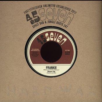 Cover art - Beam Up: Frankie