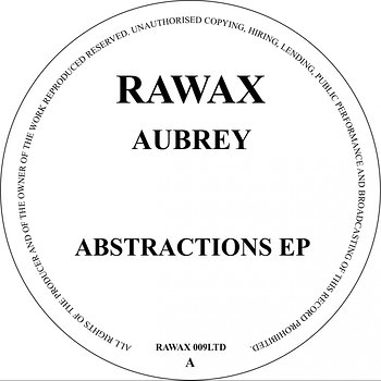Cover art - Aubrey: Abstractions EP