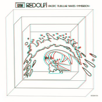 Cover art - Michel Redolfi: Pacific Tubular Waves