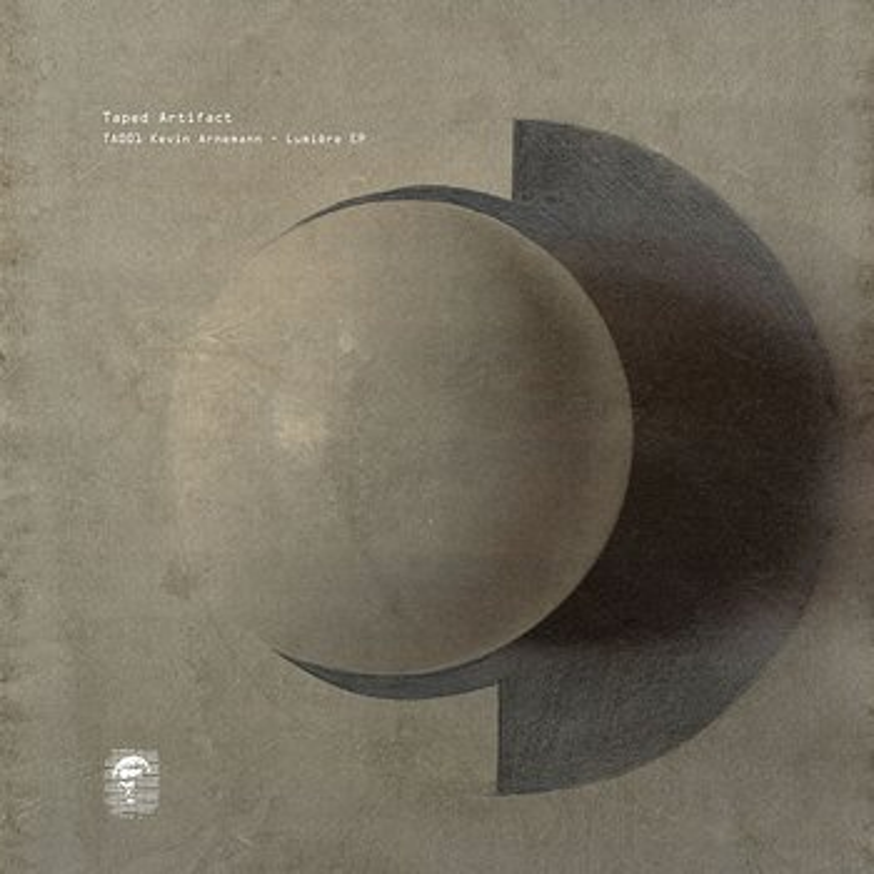 Cover art - Kevin Arnemann: Lumière EP