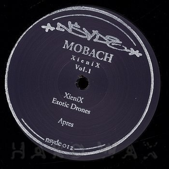 Cover art - Mobach: Xienix Vol. 1
