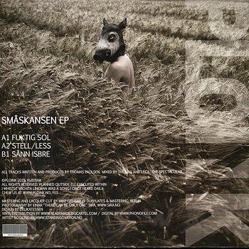 Cover art - Thomas Urv: Småskansen EP