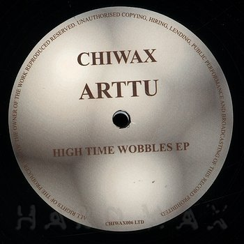 Cover art - Arttu: High Time Wobbles EP