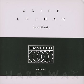 Cover art - Cliff Lothar: Soul Plonk