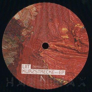 Cover art - Liit: Kurzstrecke EP