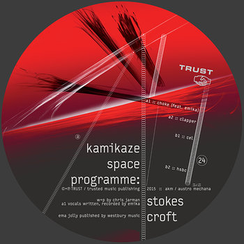Cover art - Kamikaze Space Programme: Stokes Croft