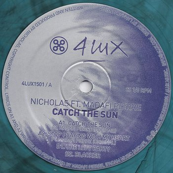Cover art - Nicholas: Catch The Sun