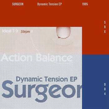 Cover art - Surgeon: Dynamic Tension EP