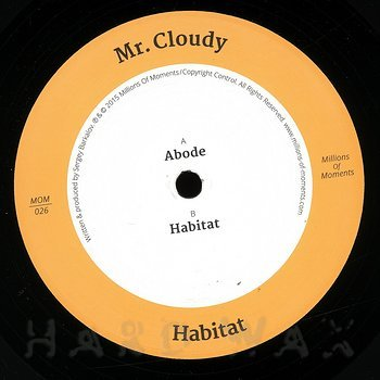 Cover art - Mr. Cloudy: Habitat