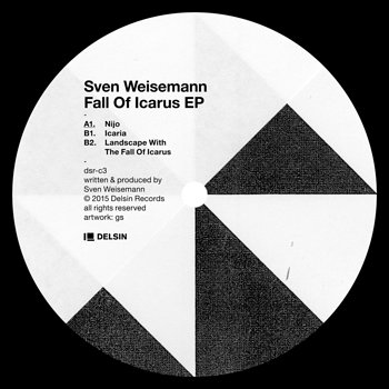 Cover art - Sven Weisemann: Fall Of Icarus EP