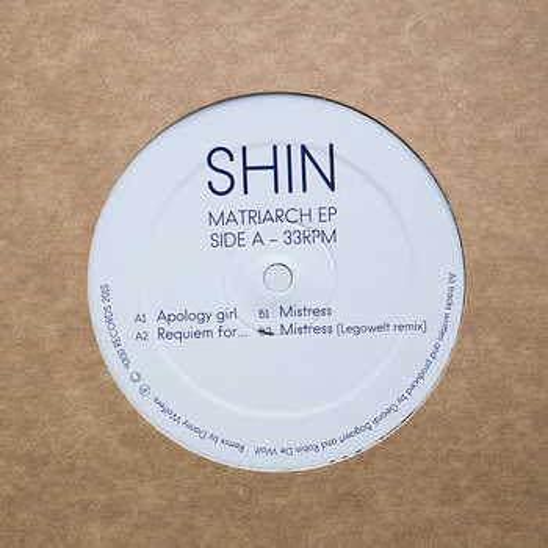 Cover art - Shin: Matriarch EP