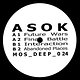 Cover art - Asok: Future Wars EP