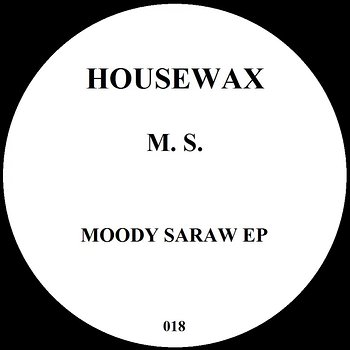Cover art - M.S.: Moody Saraw EP