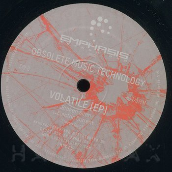 Cover art - Obsolete Music Technology: Volatile EP