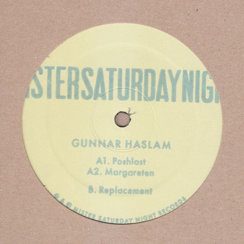 Cover art - Gunnar Haslam: Margareten EP