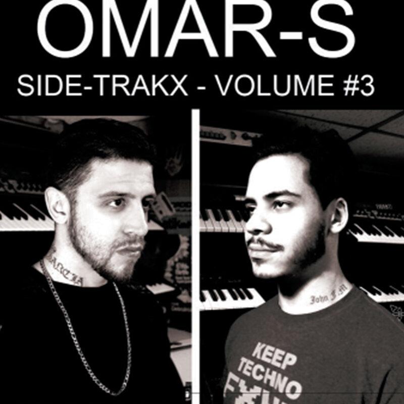 Cover art - Omar S: Side Trakx Volume #3