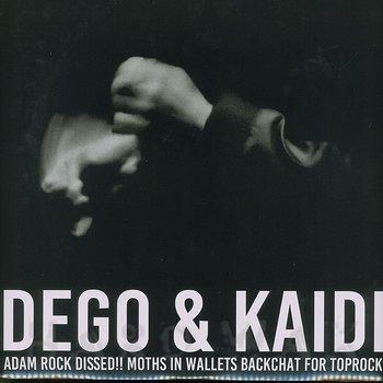 Cover art - Dego & Kaidi: Adam Rock Dissed!!