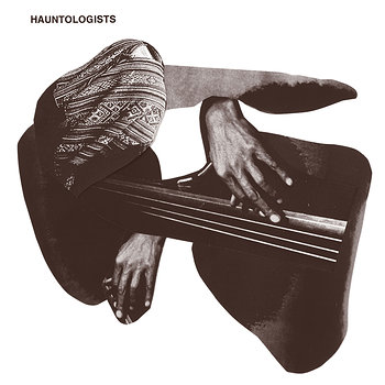 Cover art - Hauntologists: Hauntologists
