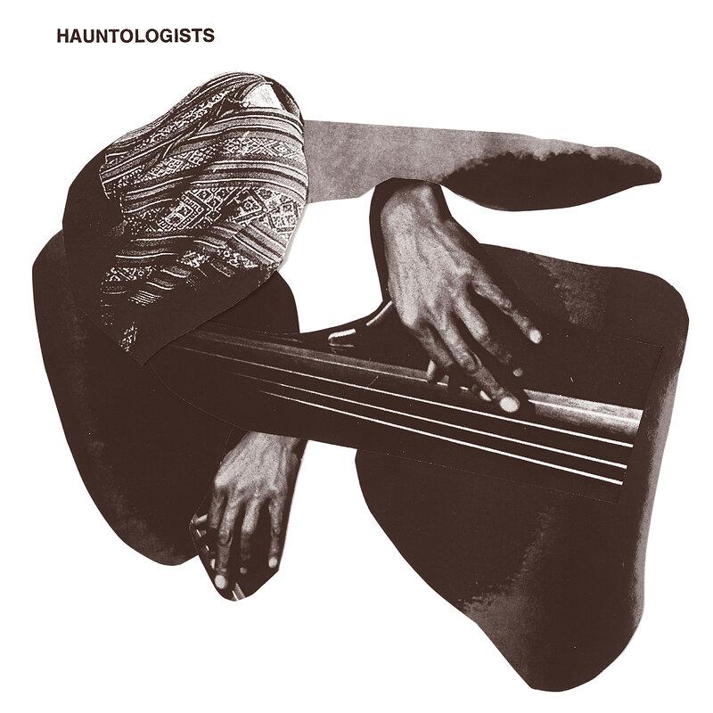 Cover art - Hauntologists: Hauntologists