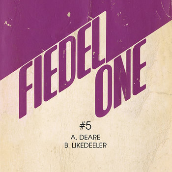 Cover art - Fiedel: Deare