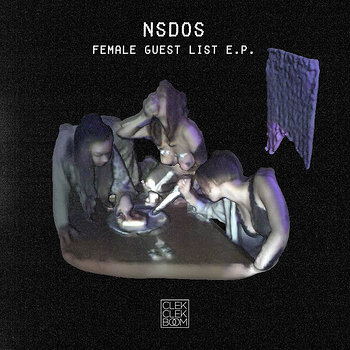 Cover art - NSDOS: Female Guest List EP