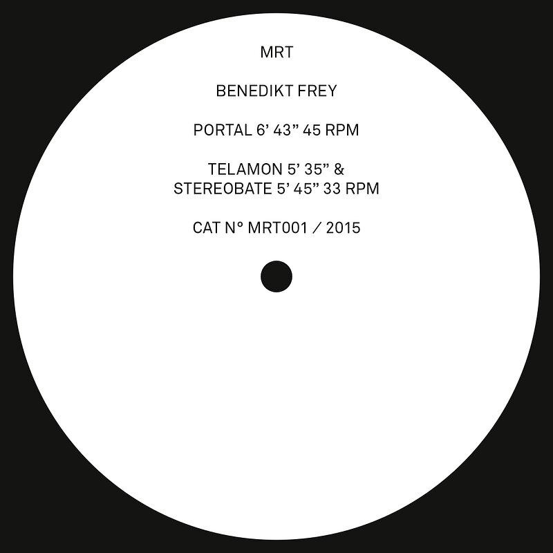 Cover art - Benedikt Frey: Portal