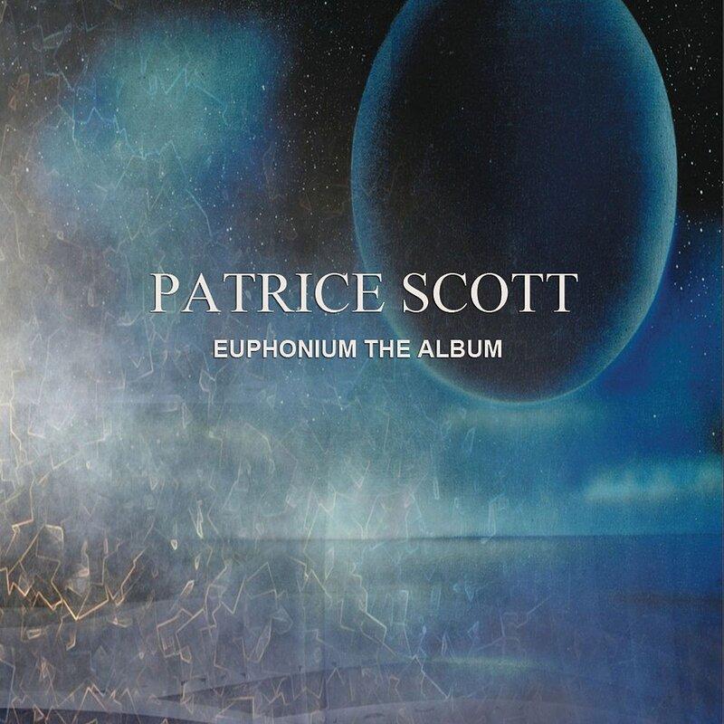 Cover art - Patrice Scott: Euphonium The Album