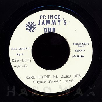 Cover art - Prince Junior: Hard Sound Fe Dead