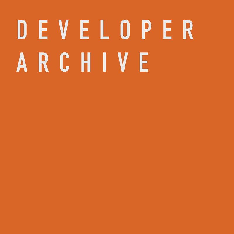 Cover art - Developer: Archive 5