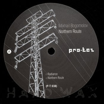 Cover art - Mikhail Bogomolov: Northern Route EP