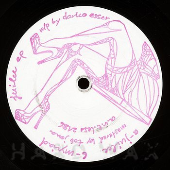 Cover art - Darko Esser: Juilce EP