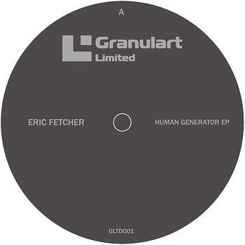 Cover art - Eric Fetcher: Human Generator EP